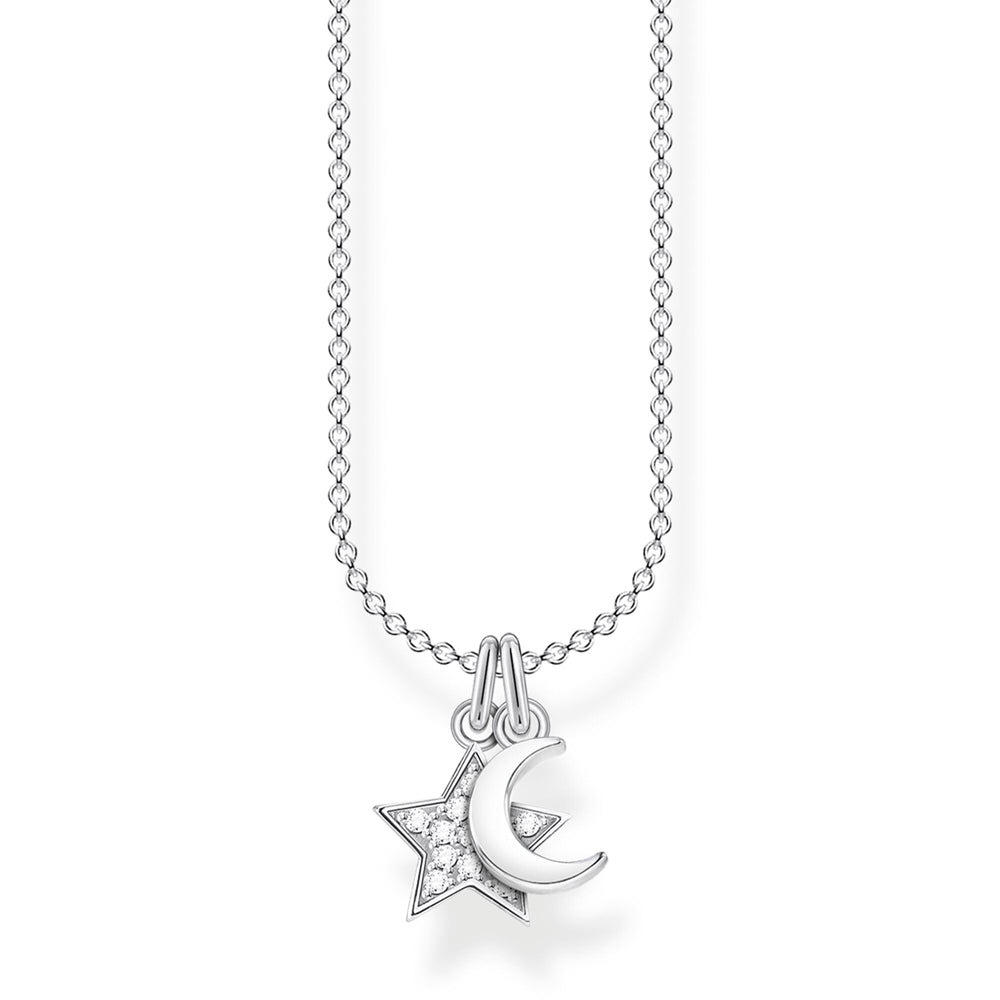 Thomas Sabo Star & Moon kaulakoru KE2068-051-14