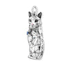Thomas Sabo Cat Constellation riipus PE857-340-7
