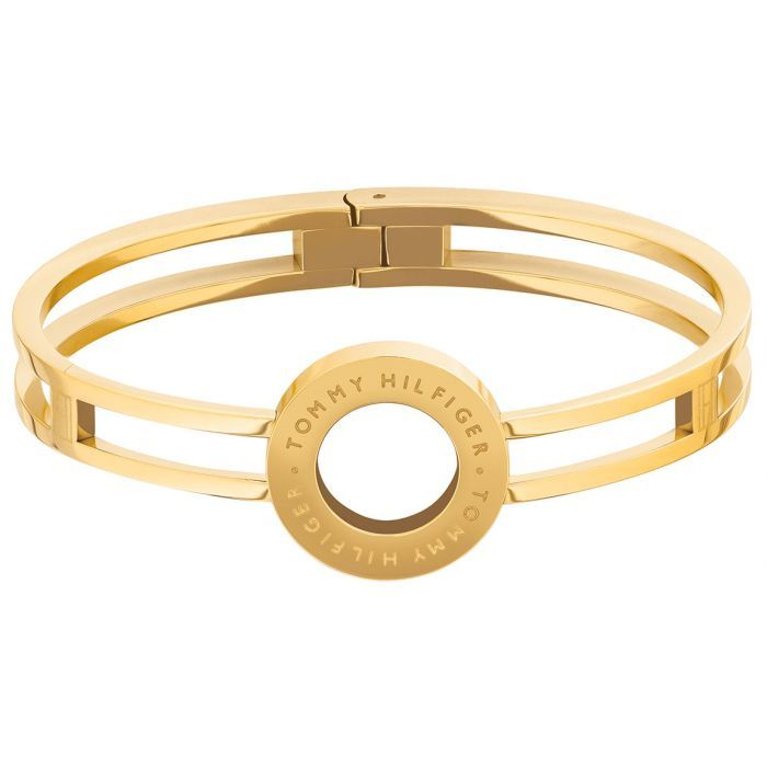 Tommy Hilfiger Circle Gold rannerengas THJ2780315