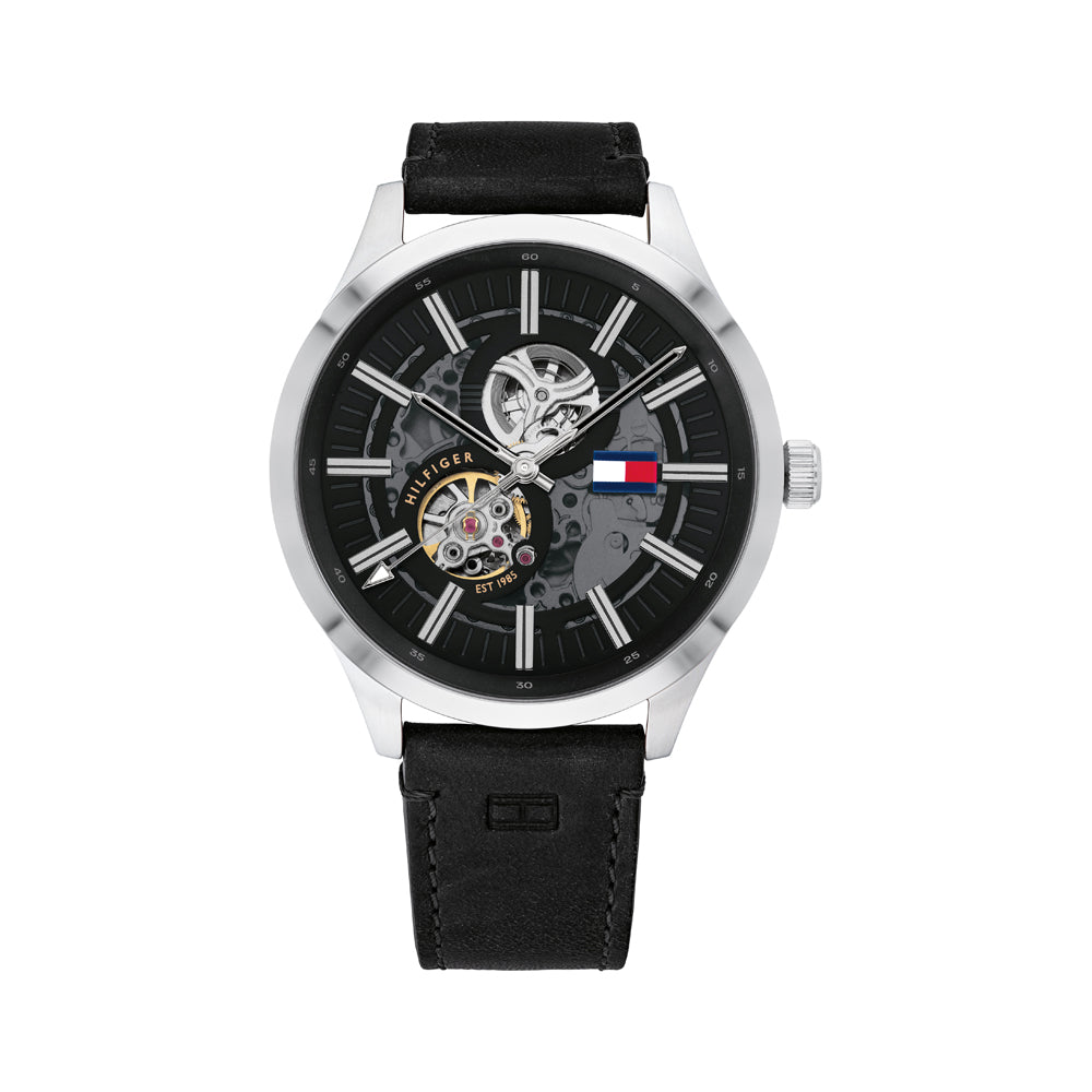 Tommy Hilfiger Spencer Automatic 1791641 miesten kello
