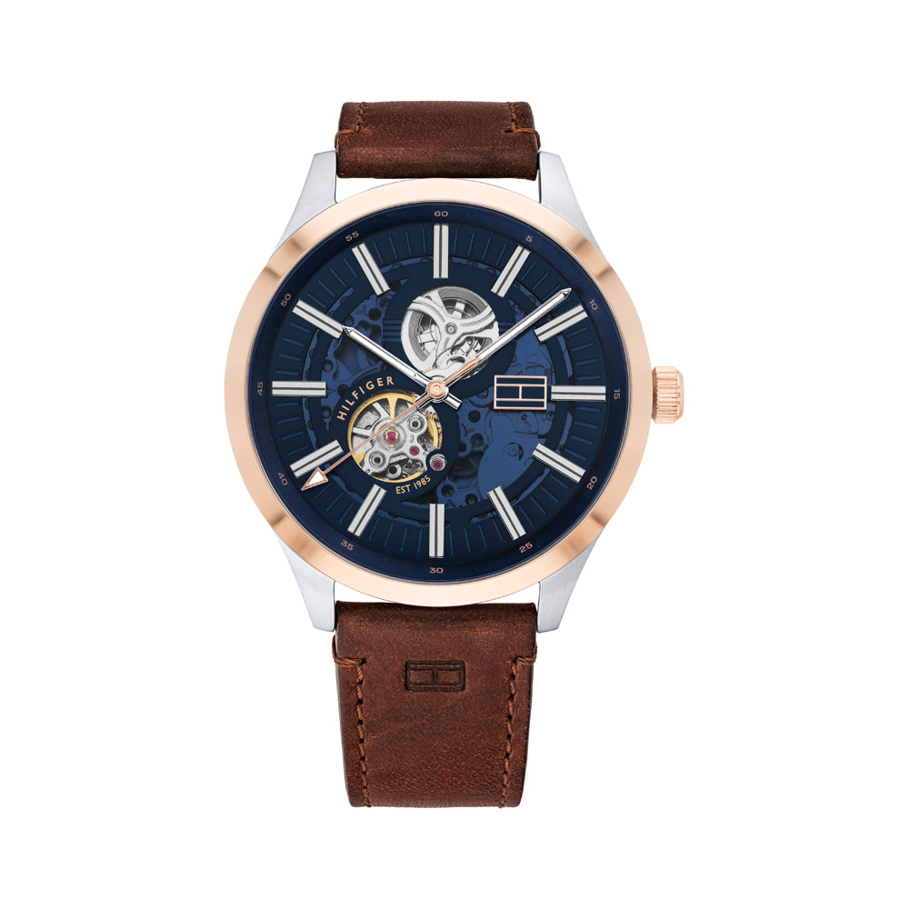 Tommy Hilfiger Spencer Automatic 1791642 miesten kello