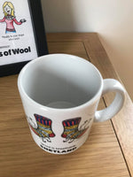 Ceramic Mug - The Amazing Benefits of Wool