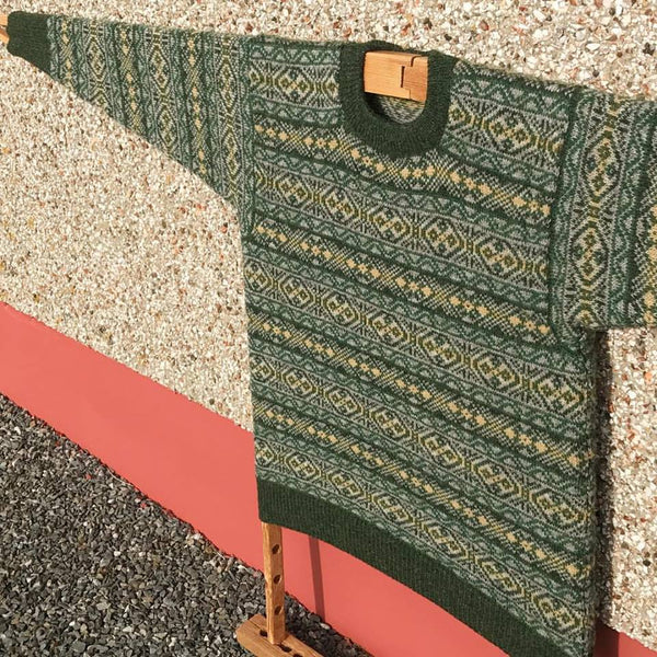 In Stock: Moss Jumper