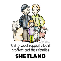 Postcards - The Amazing Benefits of Wool