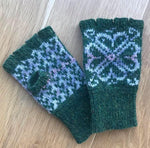 Banksfloor Mitts / Fingerless Gloves
