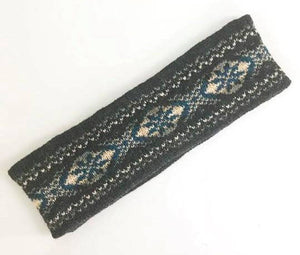Neptune Knitted Fair Isle Headband