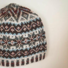 Pattern for Da Hömin Hat
