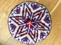 Digital Pattern For Heathland Hat