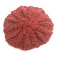 Pattern for Cherry On Top Cable Beanie