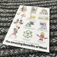 A4 Print - The Amazing Benefits of Wool