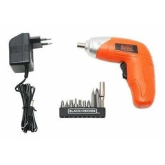 Destornillador 3.6 V +ACC Black & Decker KC3610-B3