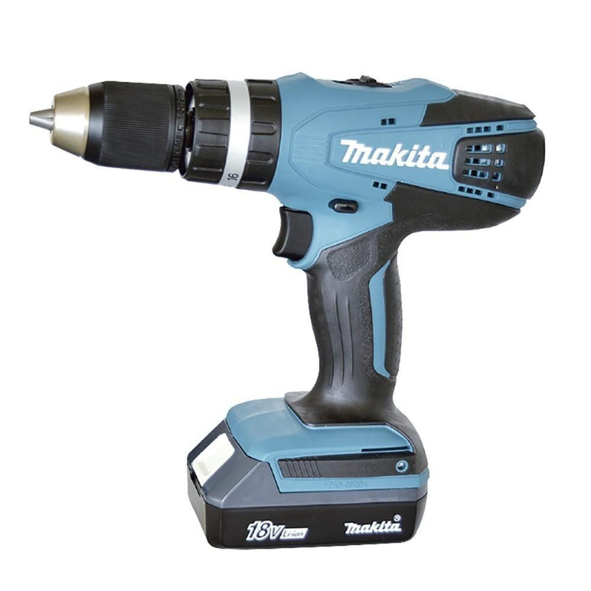 "Rotomartillo inalámbrico 1/2"" 18V Makita PH02X2"