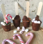 Dairy Free Hot Chocolate Stirrers