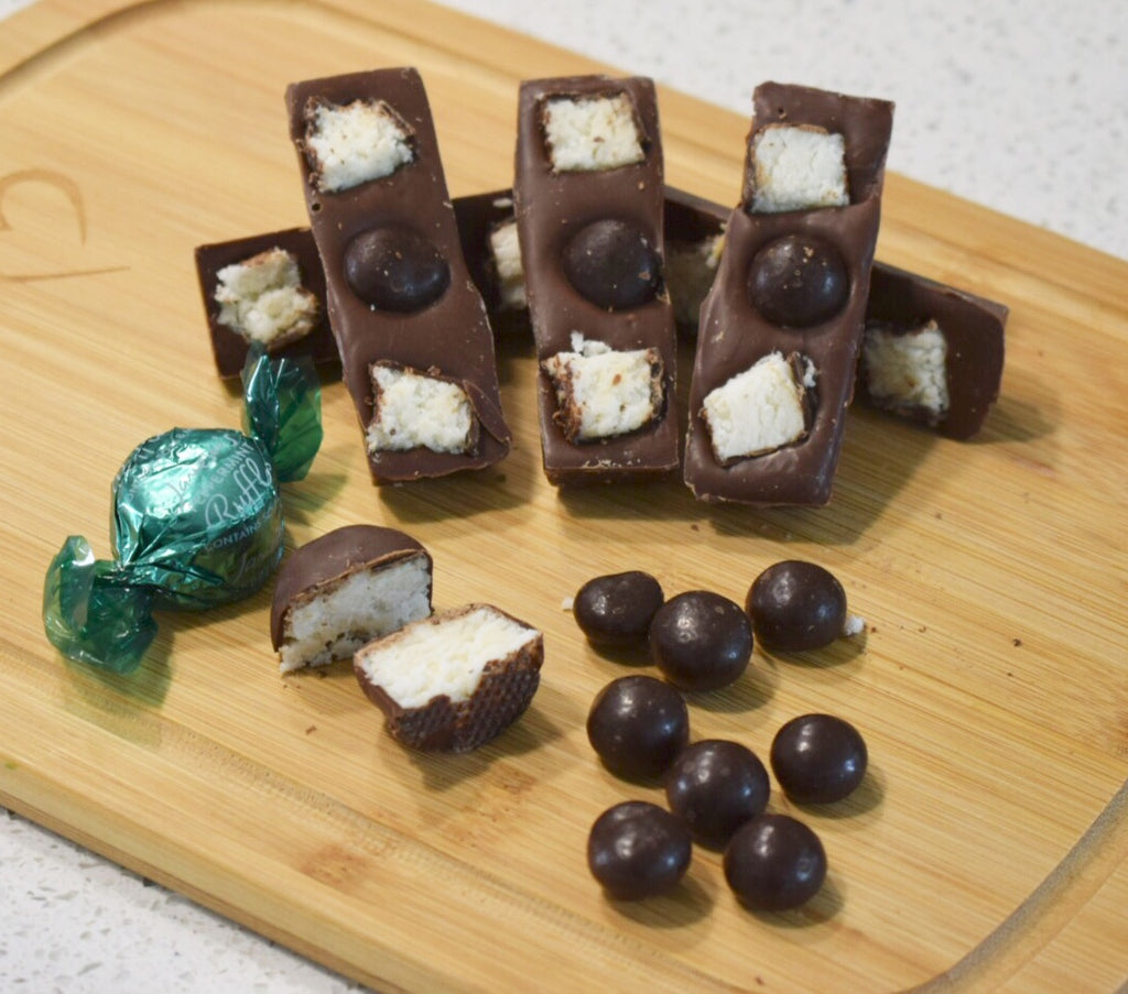 Minty Mini Bars