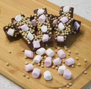 Rocky Road Mini Bars