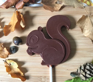 Woodland Friends Lollipop