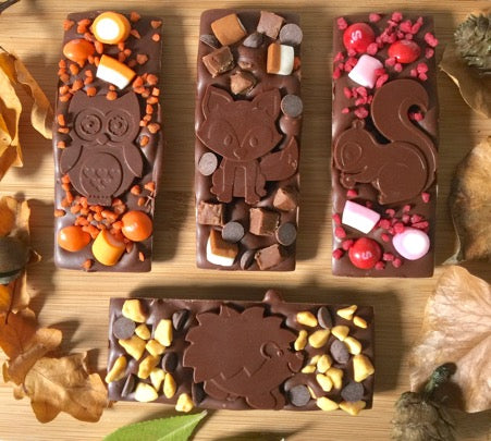 Woodland Friends Bars