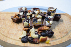 Fruit and Nut Mini Bars