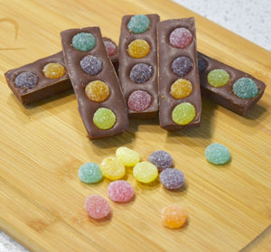 Jelly Tots Mini Bars