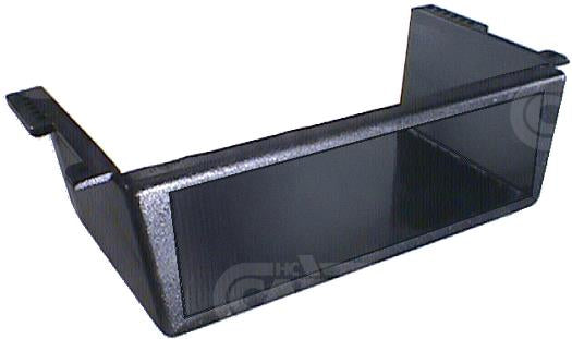 040149 - Black Acrylic Radio Box