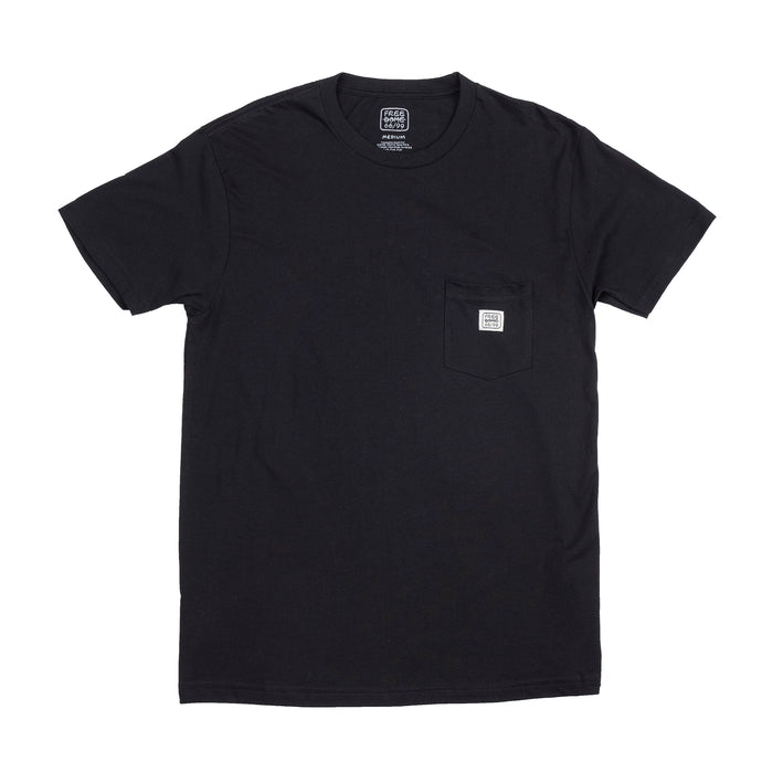 Classic Pocket T-Shirt - Black
