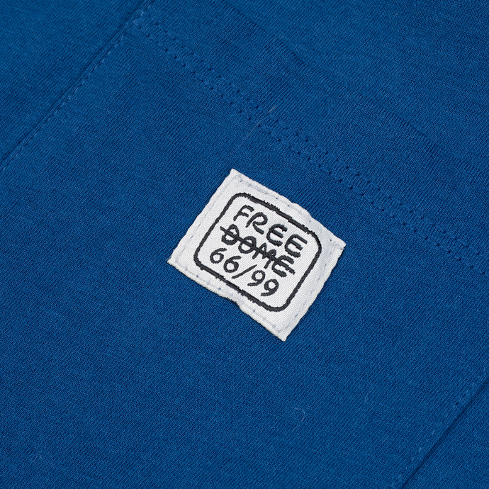 Classic Pocket T-Shirt - Cool Blue