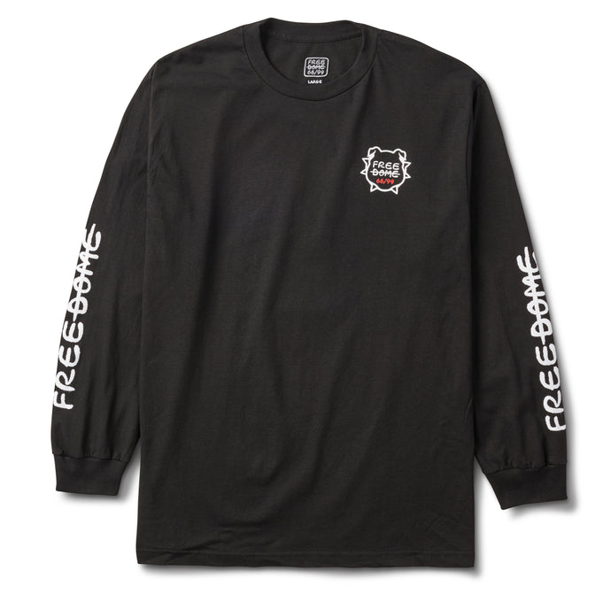 Bulldog L/S - Black