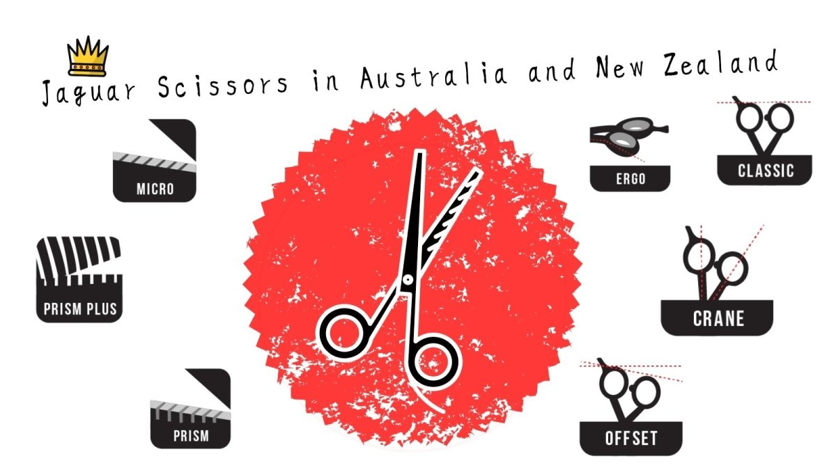 Jaguar Scissors in Australia and New Zealand | Japan Scissors