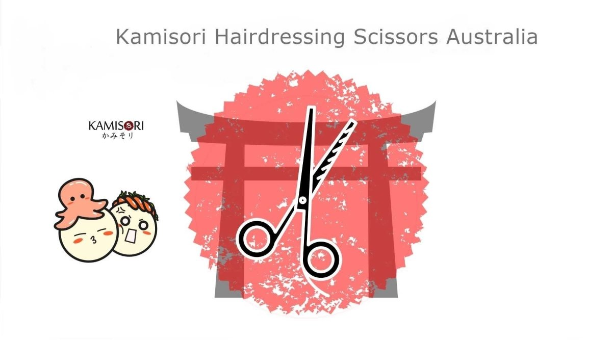 Kamisori Hairdressing Scissors Australia Overview | Japan Scissors