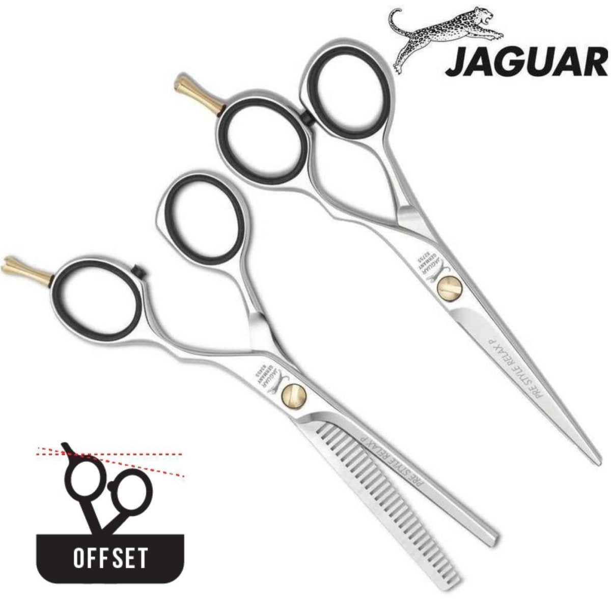 Jaguar Left Handed Scissors