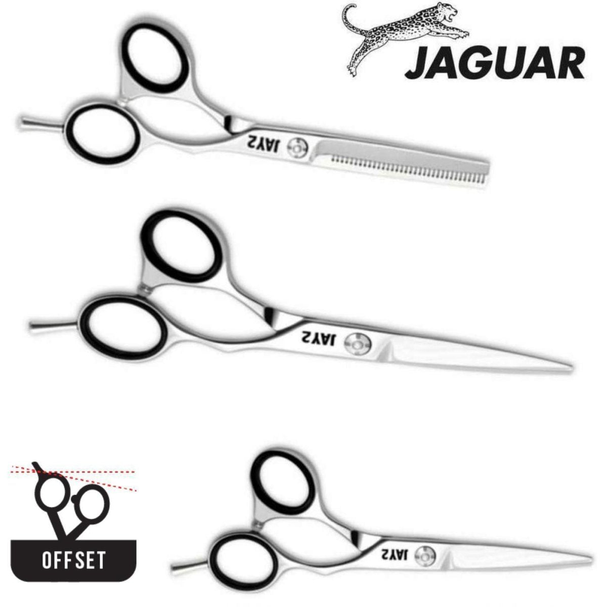 Jaguar Hairdressing Scissor Sets