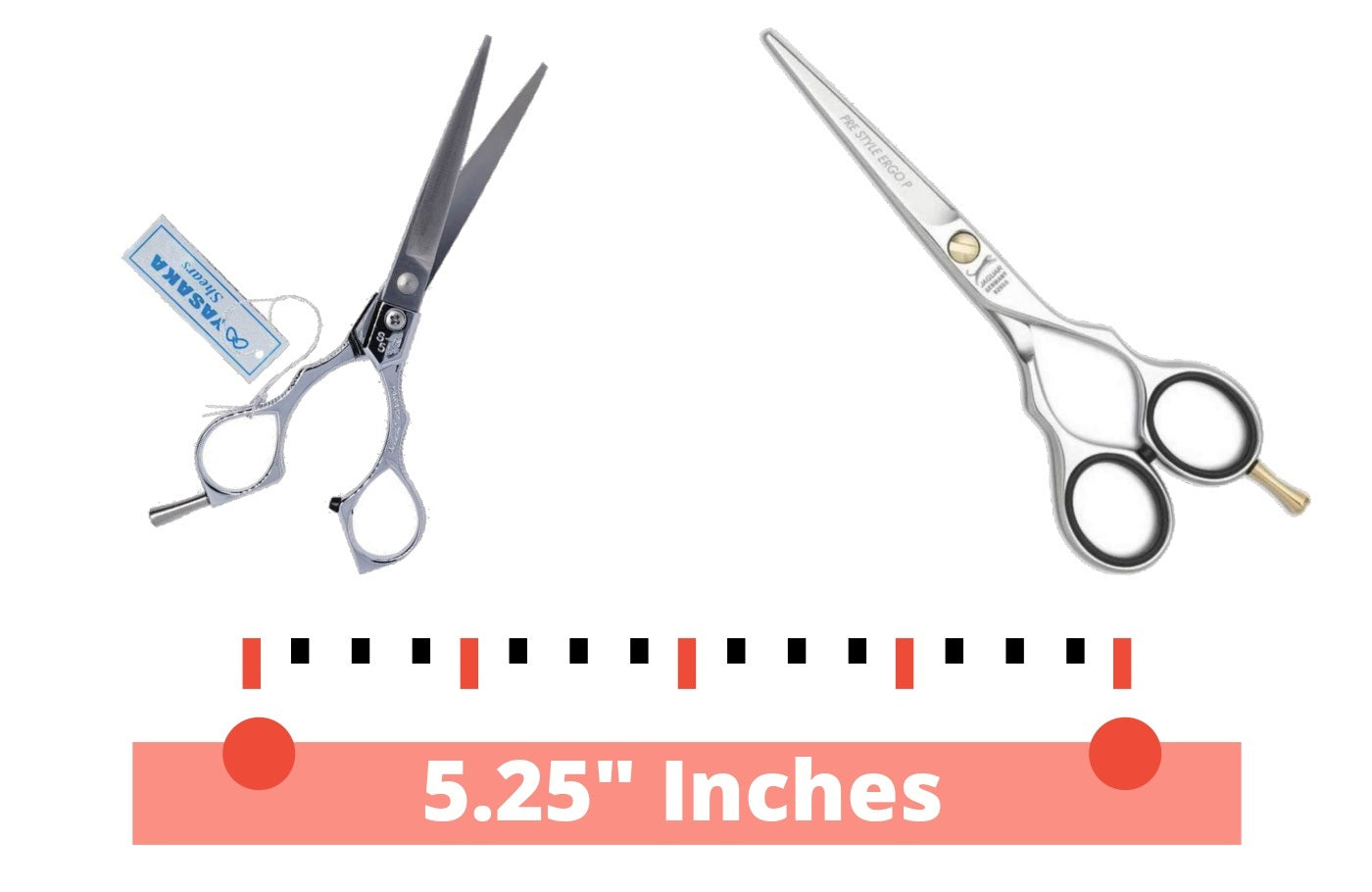 Our 5.25 Inch Hairdressing Scissors