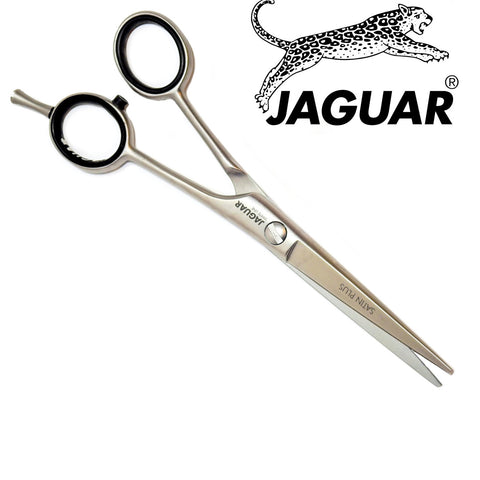 Jaguar White Line Satin Plus Hairdressing Scissors for apprentices blog post on japan scissors