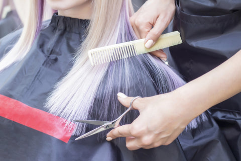 how to choose scissors by style of cutting