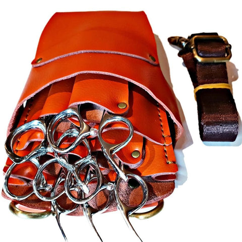 The best selling leather holster for hairdressers in Australia
