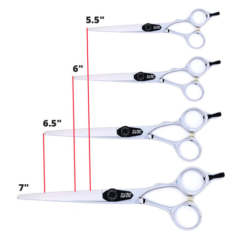 Barber Shears Sizes