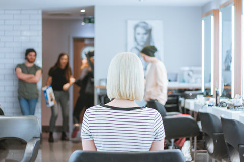 A modern view of hairdressing salons
