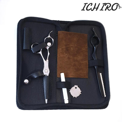 Ichiro Fushi Straight Hair Cutting Shears - Japan Scissors
