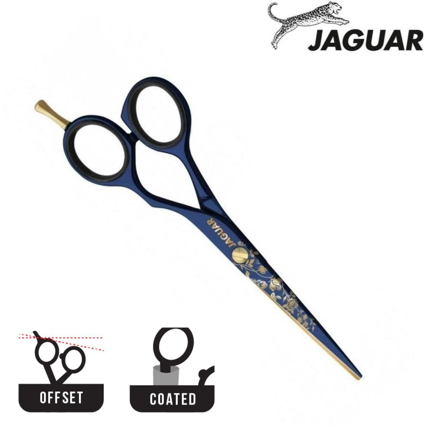 Jaguar Art GOLDEN BLOSSOM Scissors - Japan Scissors