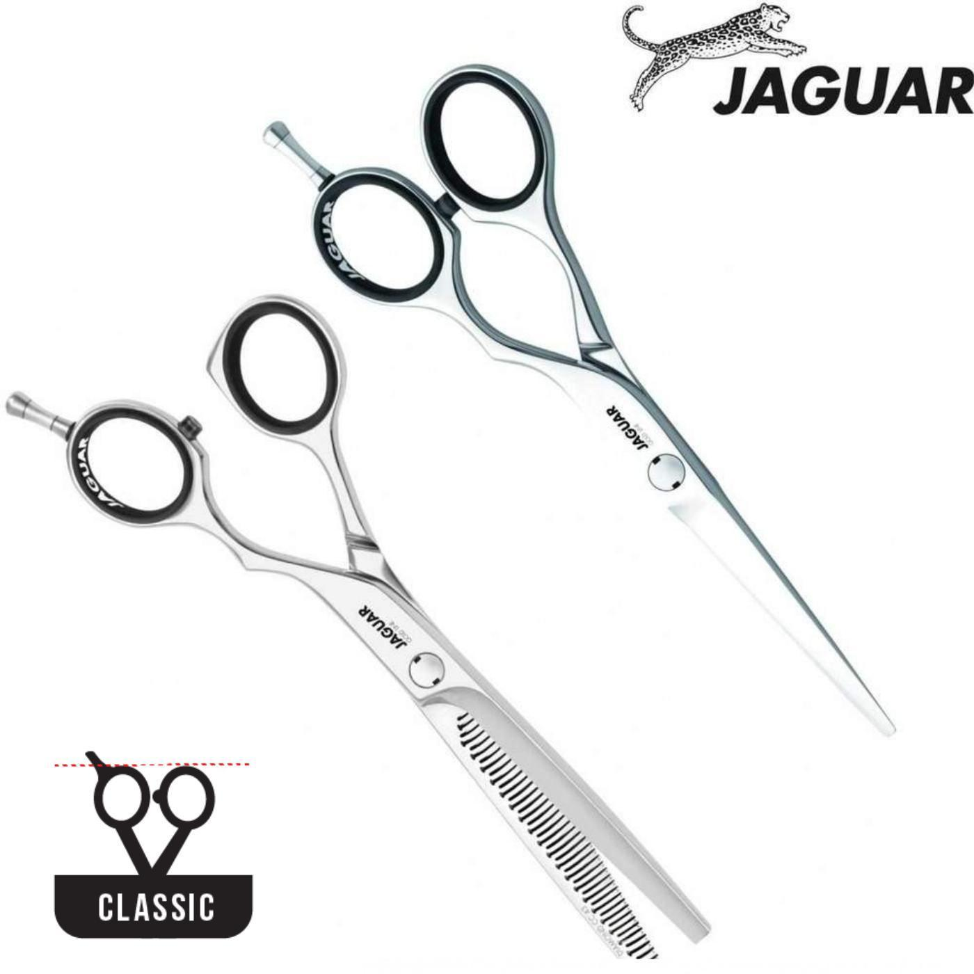 Jaguar Gold Line Diamond Classic Cutting & Thinning Set - Japan Scissors