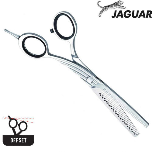 Jaguar Gold Line Lane Offset Hair Thinning Scissors - Japan Scissors