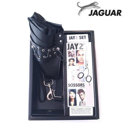 Jaguar Jay 2 Triple Cutting & Thinning Box Set - Japan Scissors