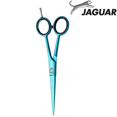 Jaguar Pastell Plus Blue Lagoon Hairdressing Scissors - Japan Scissors