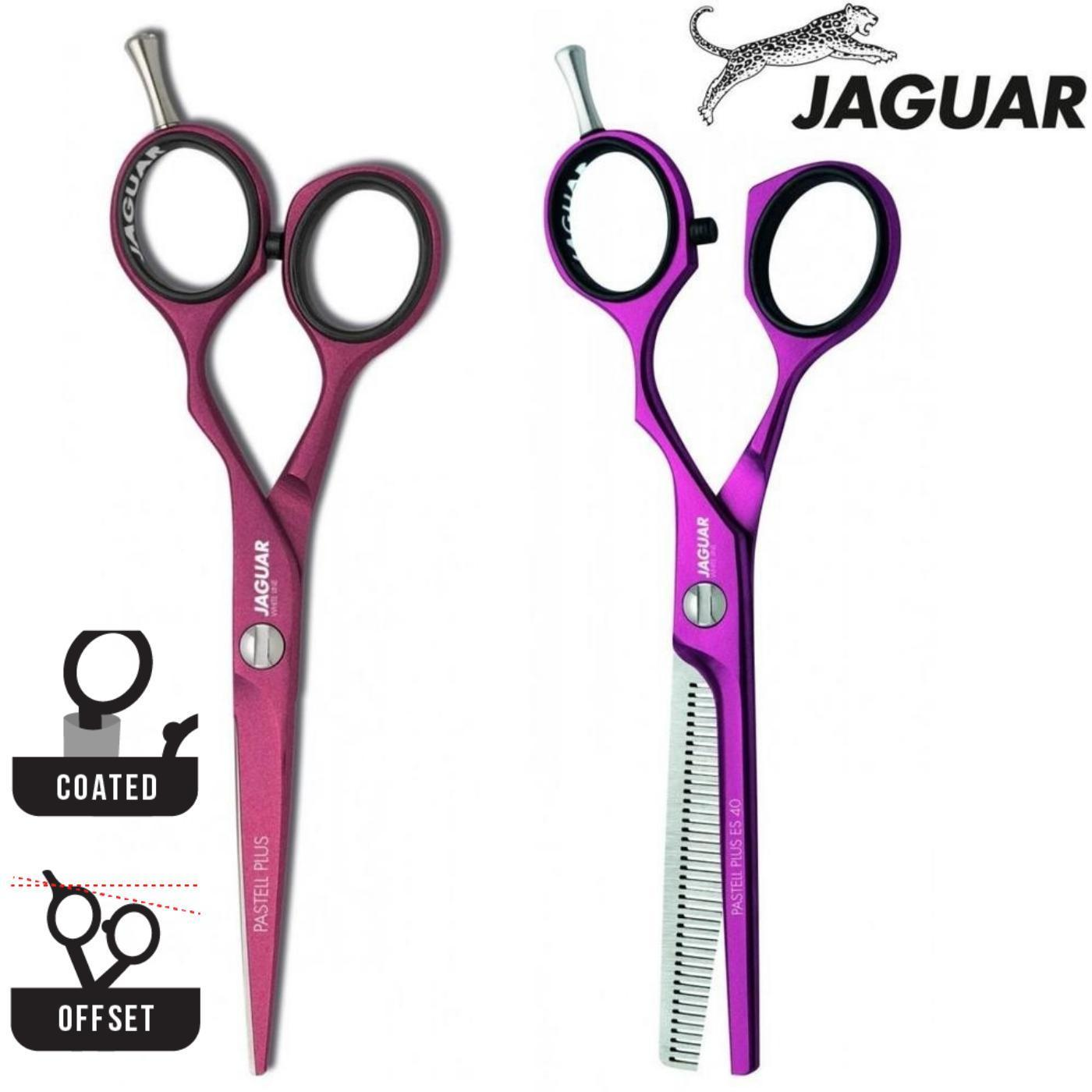 Jaguar Pastell Plus Candy Cutting & Thinning Set - Japan Scissors
