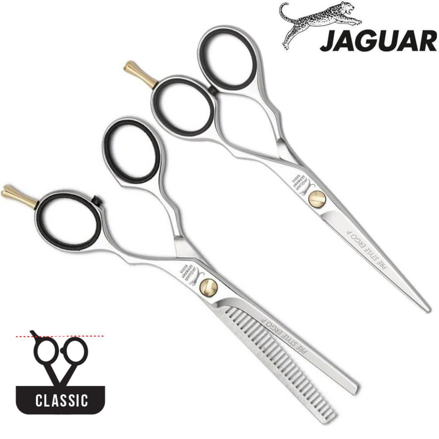 Jaguar Pre Style Ergo Hair Cutting & Thinning Set - Japan Scissors