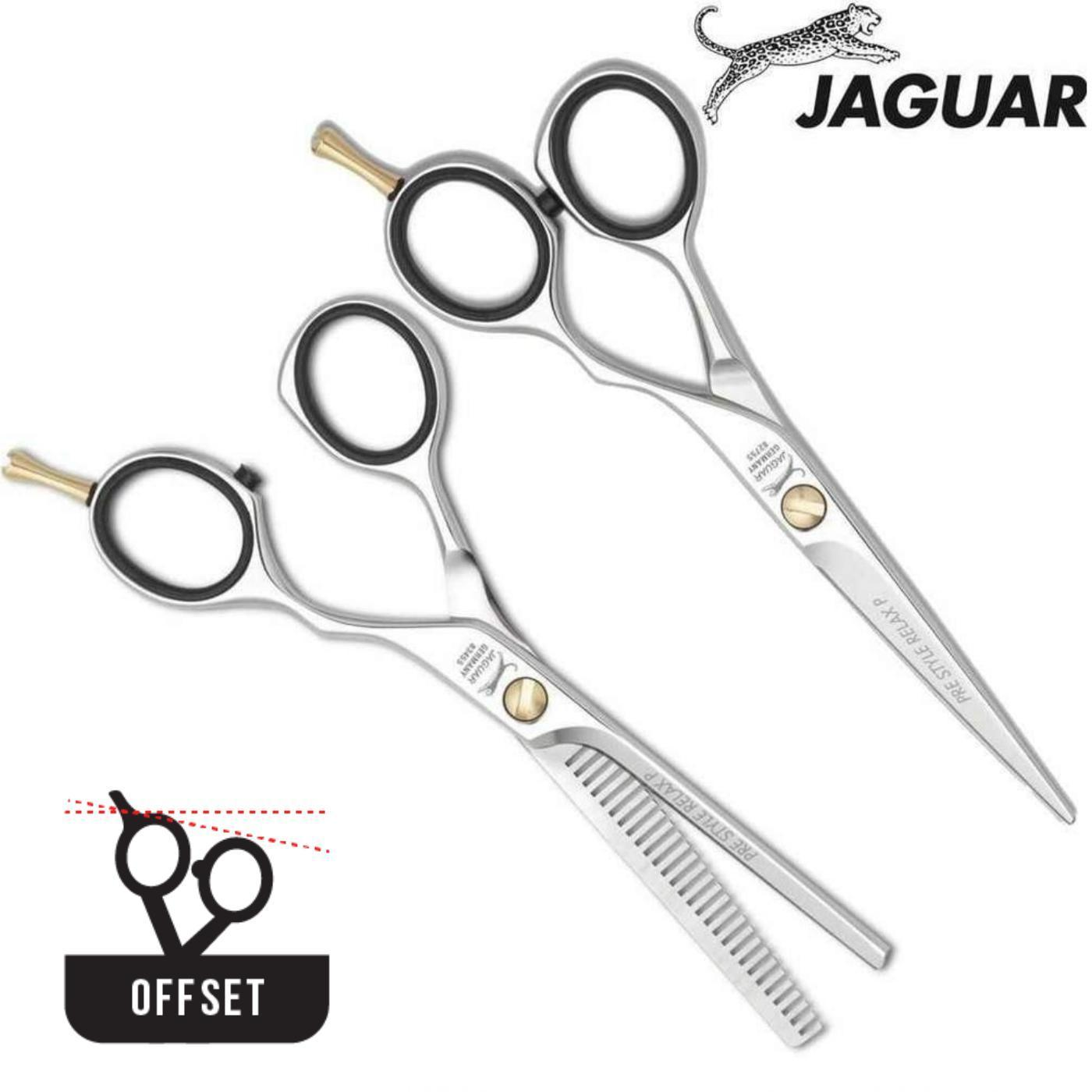 Jaguar Pre Style Relax Cutting & Thinning Set - Japan Scissors