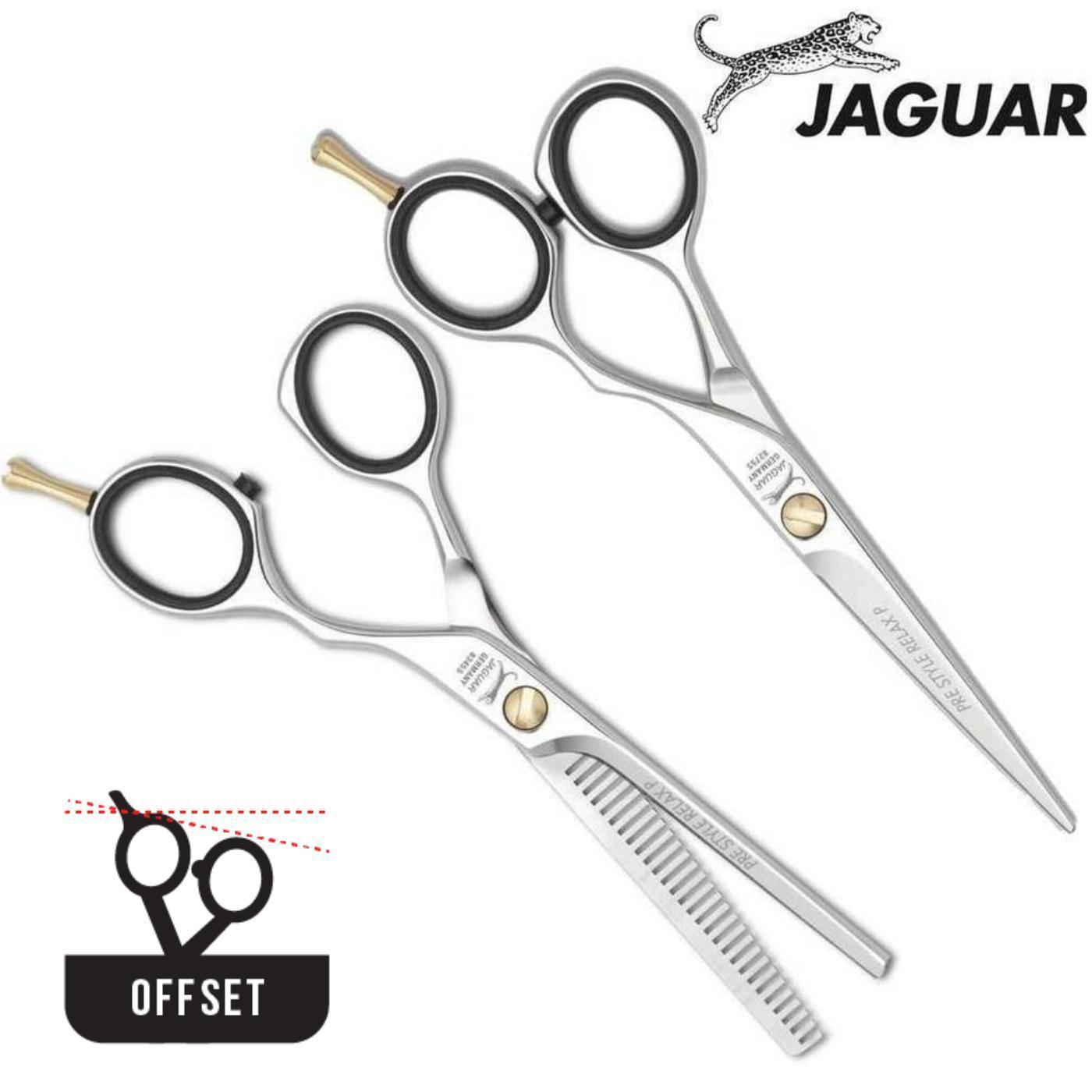 Jaguar Pre Style Relax Left-Handed Scissors Set - Japan Scissors