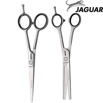 Jaguar Satin Plus Hair Cutting & Thinning Set - Japan Scissors