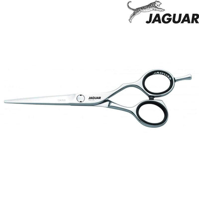 Jaguar Silver Line CJ4 Plus Offset Cutting Scissors - Japan Scissors