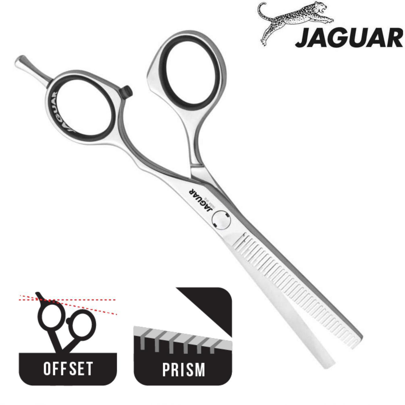 Jaguar Silver Line CM36 Hair Thinning Scissors - Japan Scissors
